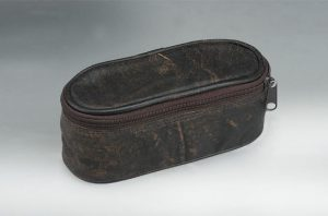 Kcosme-leather cosmetic bags