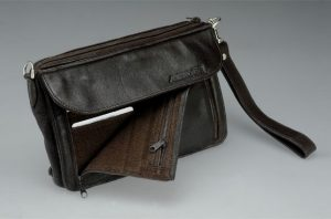 Kmd-leather document bags