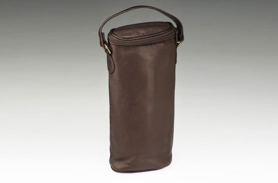 Kw1b-leather wine bags