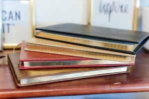 Journals, Diaries & Filos
