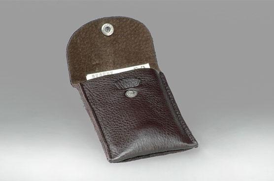 Pull Tab Pocket Business Card Dispenser
