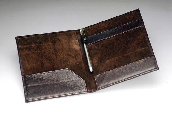 1926-Leather folders