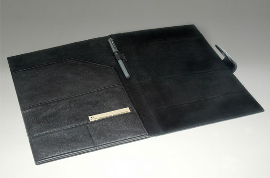 Kf1 2001-leather folders