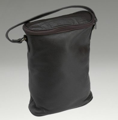 Kw1-leather wine bags